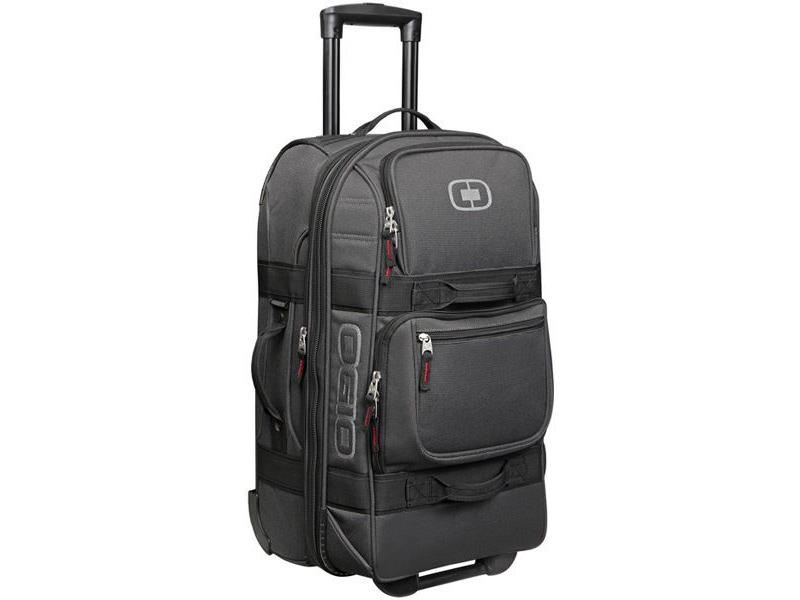OGIO Layover wheeled travel bag click to zoom image