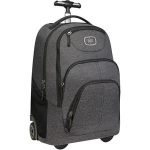 OGIO Phantom Wheeled Pack - Dark Static