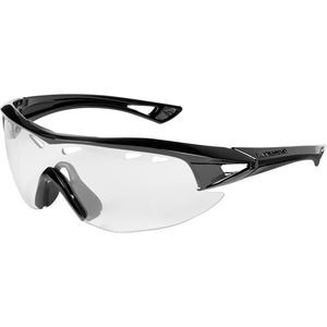 MADISON Recon glasses - gloss black frame, clear lens
