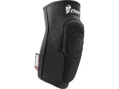 THOR Static elbow guards black S/M