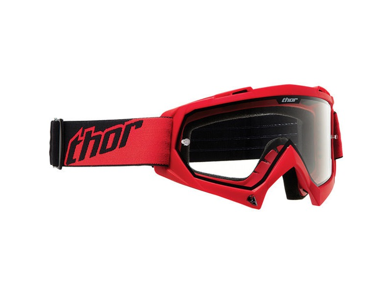 THOR Enemy goggle youth red click to zoom image