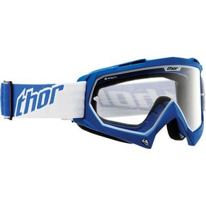 THOR Enemy goggle youth blue