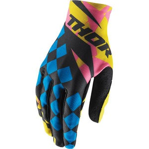 THOR Void S17 Louda yellow/pink