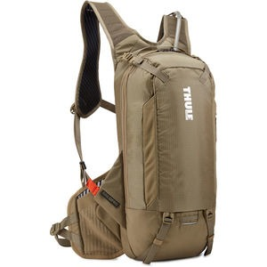 THULE Rail Pro hydration backpack 12 litre cargo, 2.5 litre fluid - olive