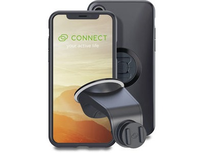 SP CONNECT iPhone XS/X Case & Suction Mount