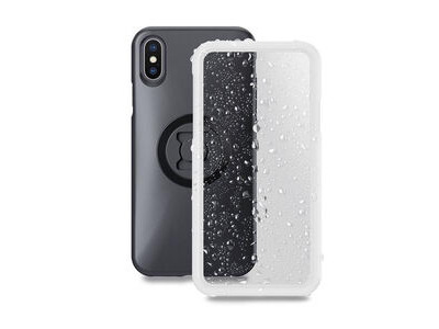 SP CONNECT Connect Weather Cover Clear iPhone XS MAX