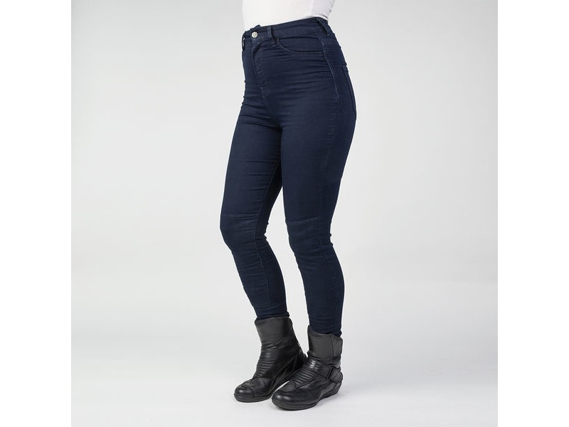 BULL-IT Ladies Fury 17 Jegging Blue SP120 Lite (Regular 31) click to zoom image
