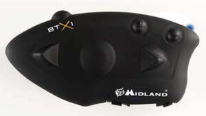 MIDLAND BTX1 FM Single Intercom