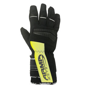 ARMR Hirama (WP845) Glove - Black/Flu Yellow