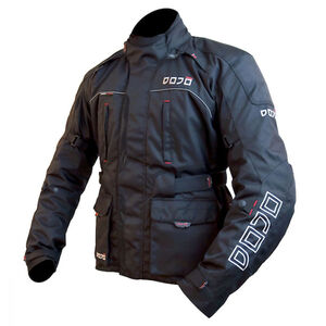 DOJO Maru Jacket Black