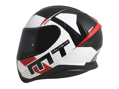MT Thunder 3 Ray Blk/Wht/Red