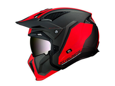 MT Streetfighter Twin - M.Blk/Red
