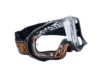 MT MX Pro III Goggles Orange