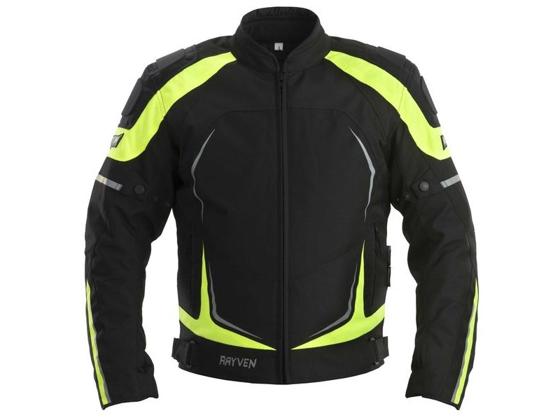 RAYVEN Scorpion Jacket - Fluo click to zoom image