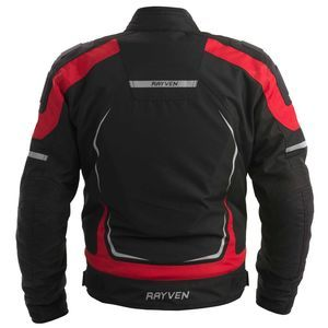 RAYVEN Scorpion Jacket - Red click to zoom image