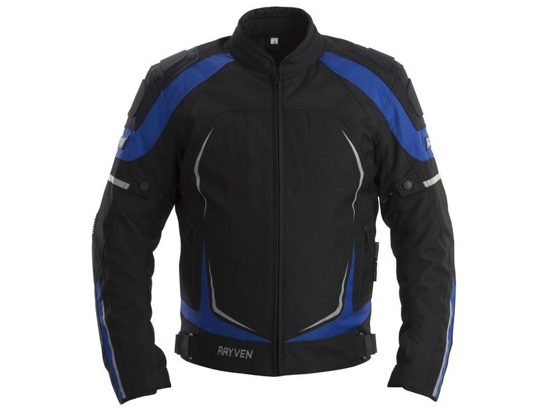 RAYVEN Scorpion Jacket - Blue click to zoom image