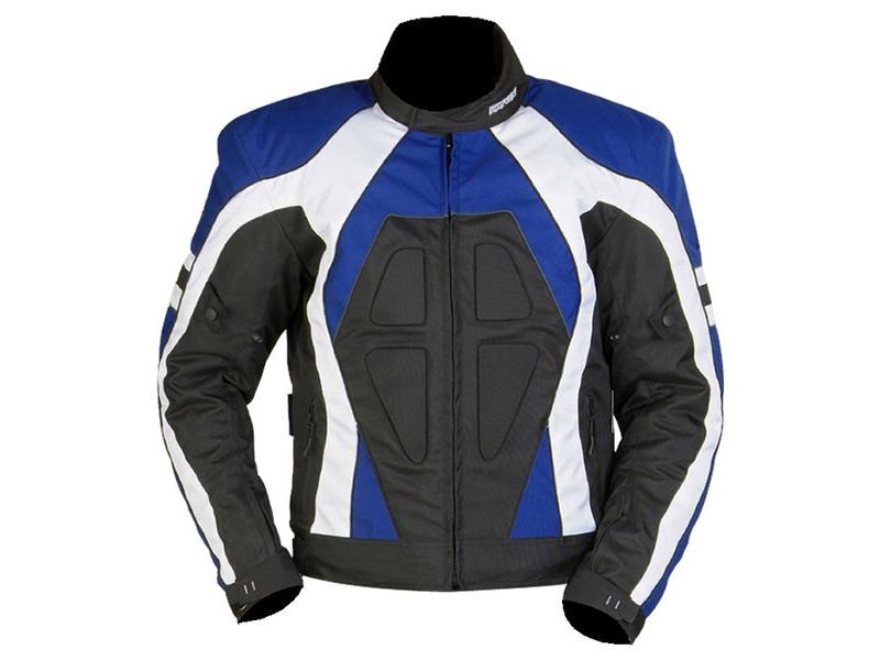 RAYVEN Stinger Jacket Blue click to zoom image