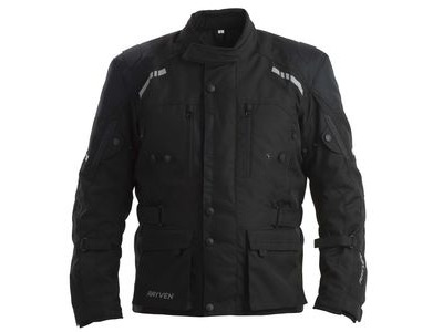 RAYVEN Guardian Jacket - Black