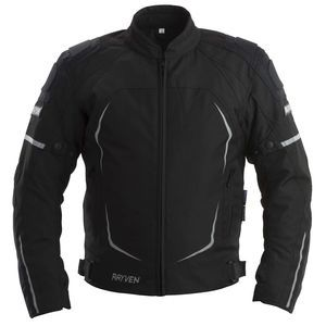 RAYVEN Scorpion Jacket - Black