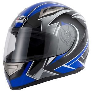 V-CAN V158 Helmet - Evo Blue