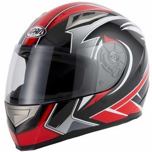 V-CAN V158 Helmet - Evo Red