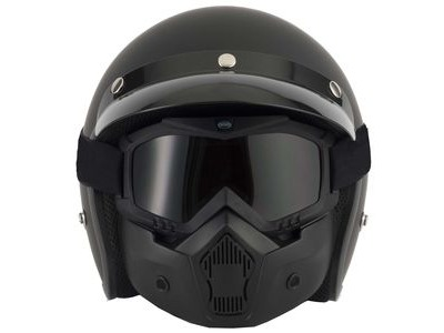 V-CAN T50 Face Mask & Goggles