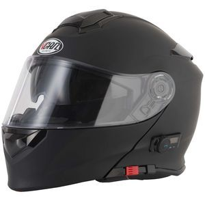 V-CAN V271 Blinc Bluetooth 5 Helmet - Matt Black