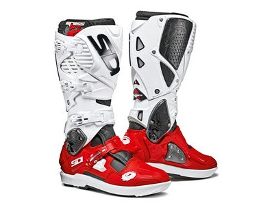 SIDI Crossfire 3 SRS Black/Red/White Special Order CE EC 40