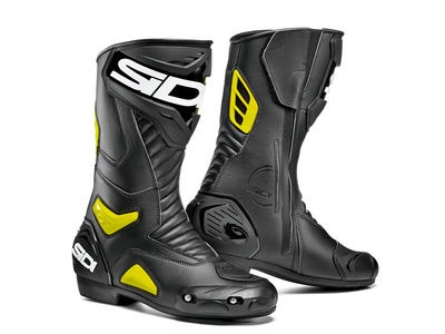 SIDI Performer Black/Yellow Special CE