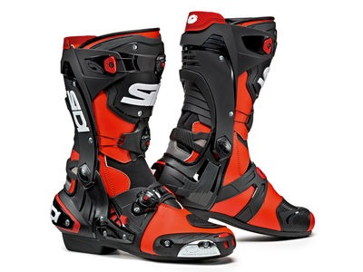 SIDI Rex Red Flo/Black Special Order CE