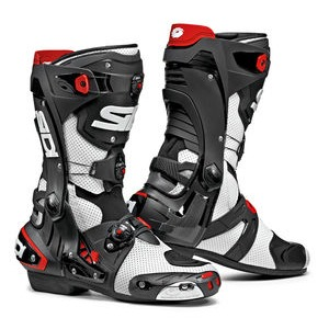SIDI Rex Air White/Black Special Order CE
