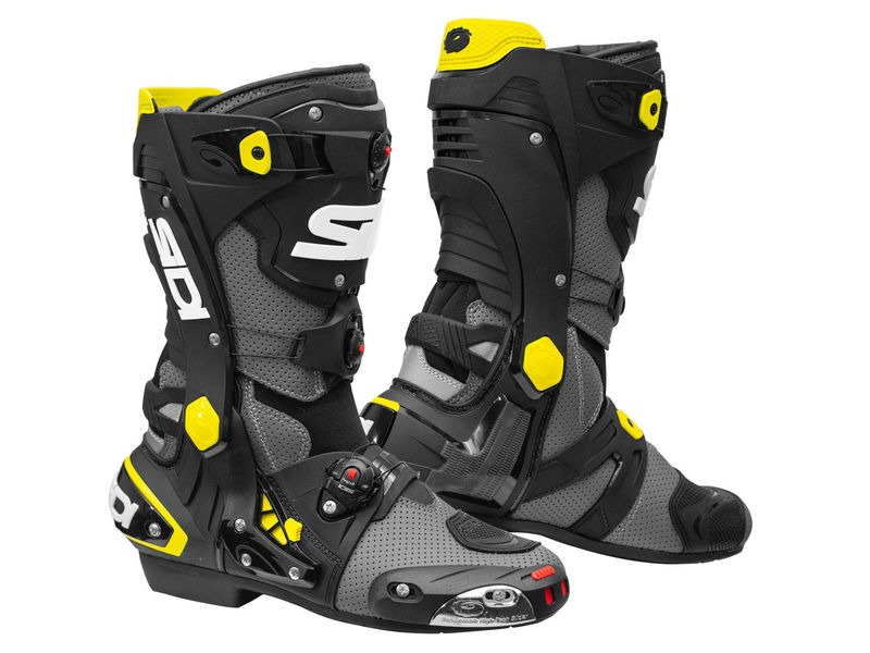 SIDI Rex Grey/Black/Yellow CE click to zoom image