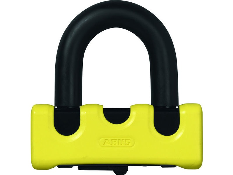 ABUS Granit Power XS 67/105HB50 Yellow Disc Lock click to zoom image