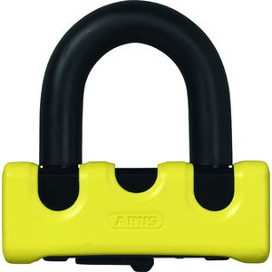 ABUS Granit Power XS 67/105HB50 Yellow Disc Lock