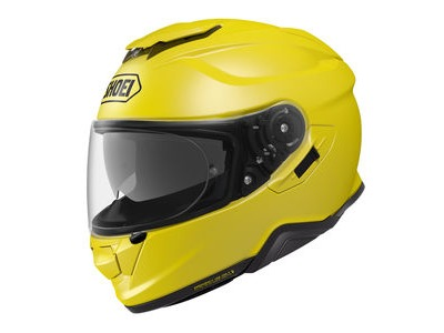 SHOEI GT Air 2 Plain Brilliant Yellow -Special Order