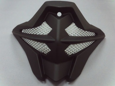 SHOEI VFX-WR Lower Vent Matt Black