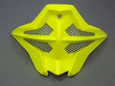 SHOEI VFX-WR Lower Vent Luminious Yellow