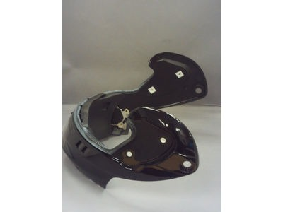 SHOEI Syncrotec Chin Section Black