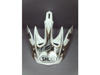 SHOEI Peak V-Moto Veer TC6 Silver*