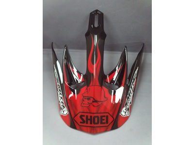 SHOEI Peak V-Moto Metal Mulisha TC1*