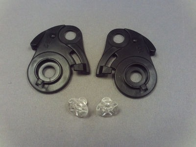 SHOEI Base Plates & Screws Hornet DS PK-2