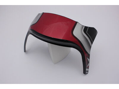 SHOEI X-Spirit 2 Aero Edge Spoiler - Streamliner TC1
