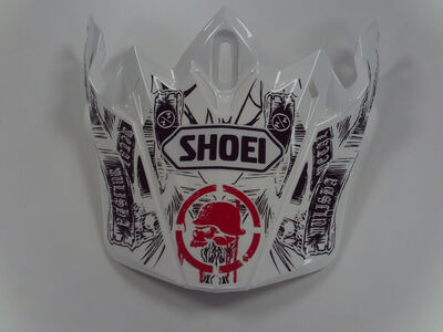 SHOEI Peak VFX-W Metal Mulisha TC6