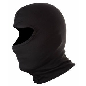 SPADA Balaclava Black-Cotton