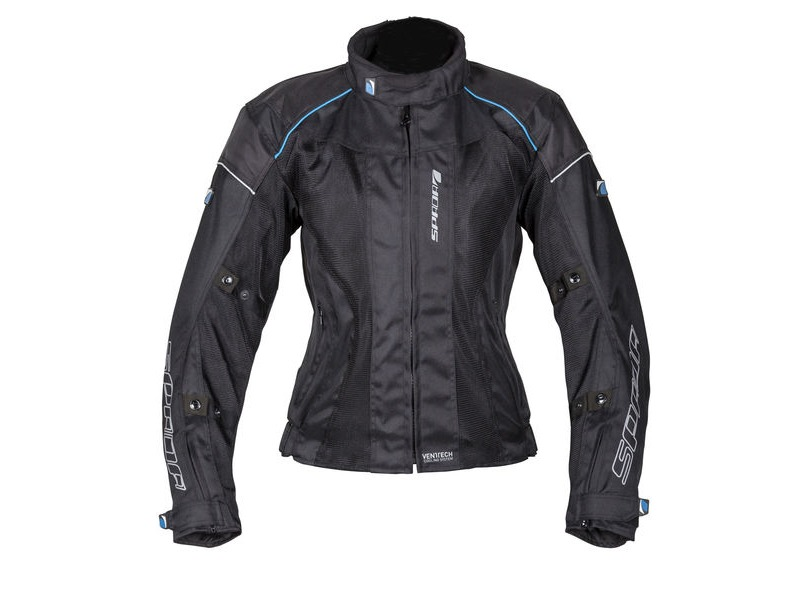 SPADA Air Pro Seasons Ladies Black click to zoom image