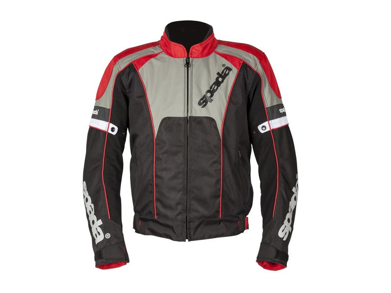 SPADA Burnout 2 Blk/Red/Grey click to zoom image