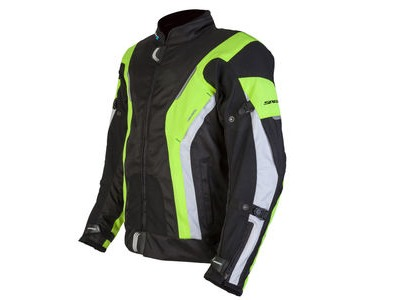 SPADA Curve WP Blk/Fluo/White