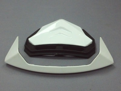 SPADA RP-One Front Lower Vent White