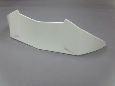 SPADA RP-One Rear Spoiler White