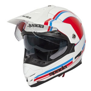 SPADA Intrepid Delta White/Red/Blue